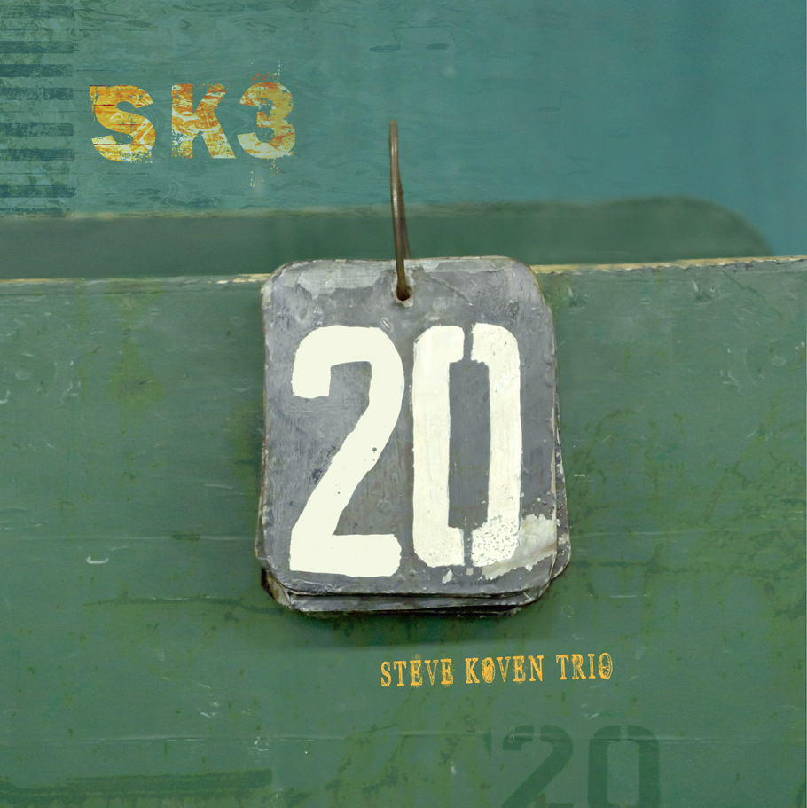 20 Album Cover