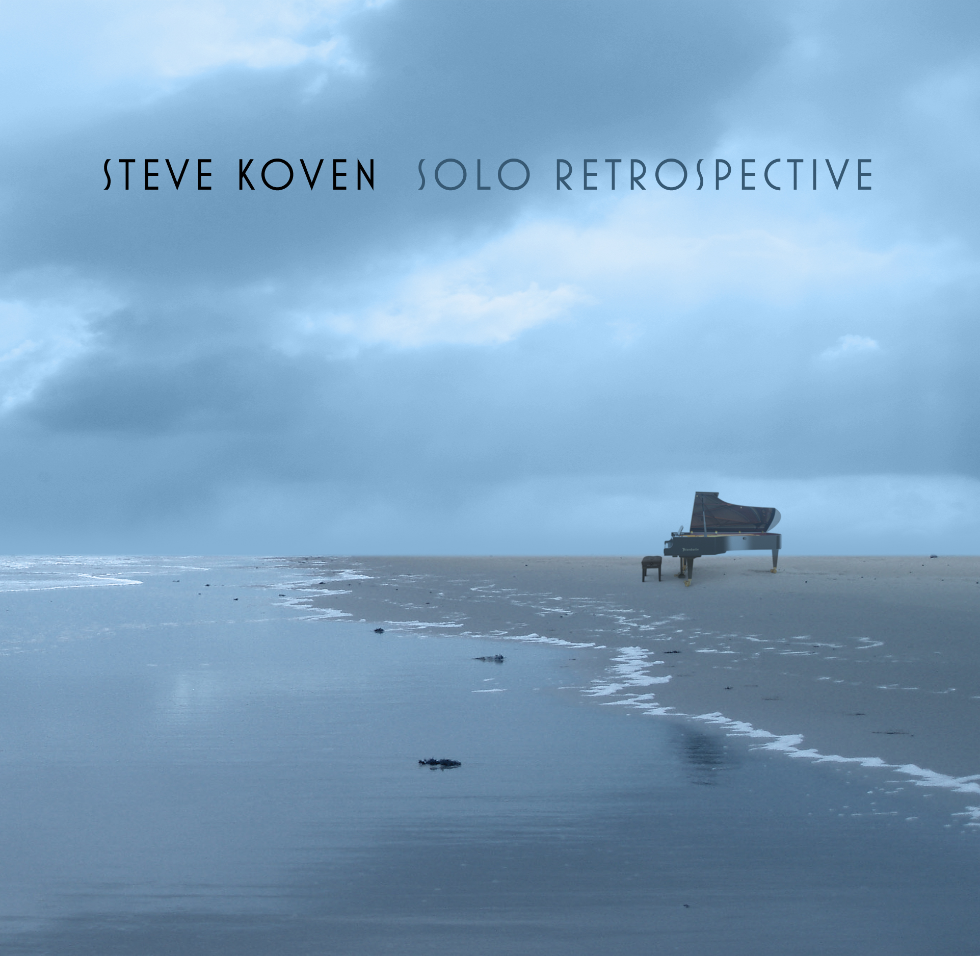 Solo Retrospective - Album Cover